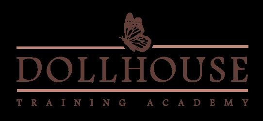 Dollhouse Training Academy Logo